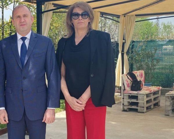 Десислава Радева – съпруга на президента , е напълно възстановена