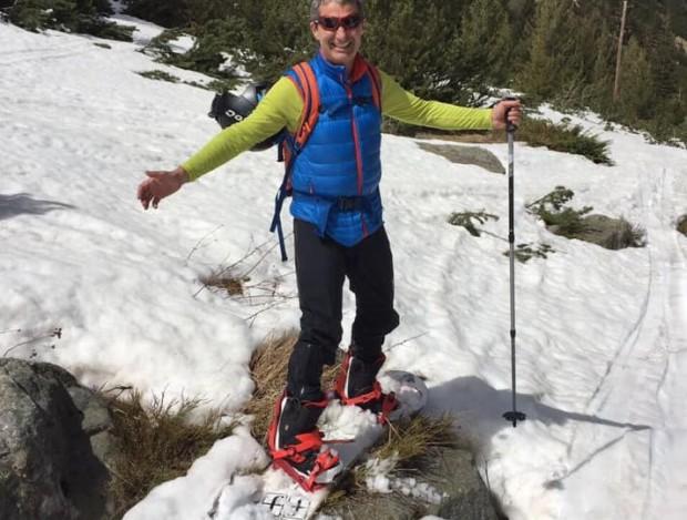Екипи на планинската спасителна служба откриха Владимир Каролев, който вчера