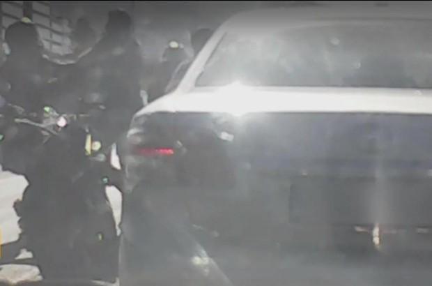 Шофьор на автомобил напада мотористи в София. Случаяте от 6