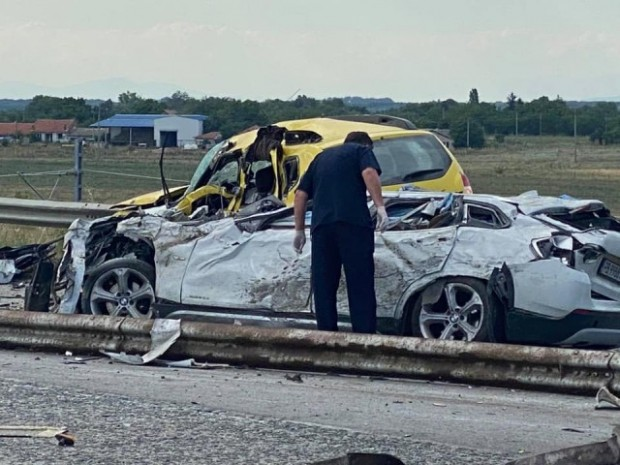 > Снимката е илюстративнаЗлополуката е възникналаслед 19:00 часа. При нея