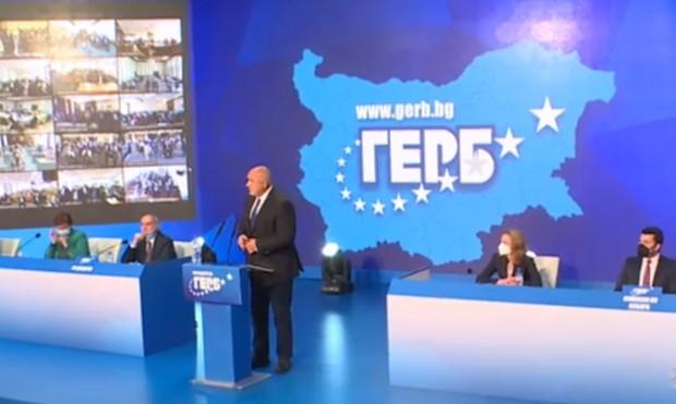 Лидерът на ГЕРБ и премиер в оставка захапа отново колегата