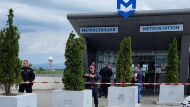 БНРПродължава разследването на кървавия инцидент в метрото на летище София