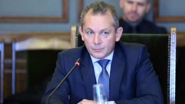 БГНЕС> Димитър ГеоргиевПредседателят на Държавна агенция