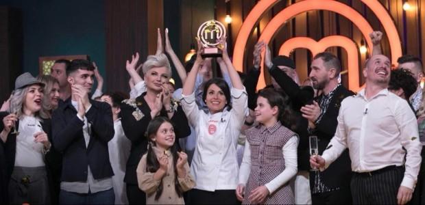 Мария Жекова грабнатитлатав седмия сезонна кулинарното шоу MasterChef, като спечели