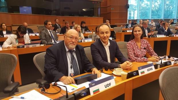 Евродепутати от ГЕРБ-СДС изпращат писмо до всички членове на Европейския