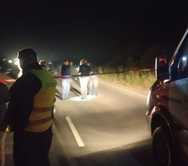 БНТТежка катастрофа на пътя Бургас - Средец е станала късно
