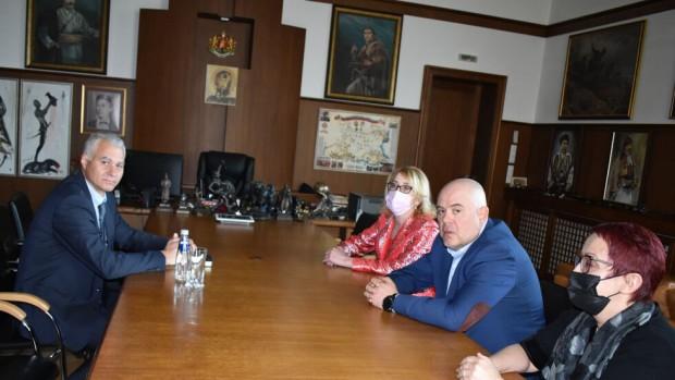Главният прокурор Иван Гешев епровелработна среща със заместниците си и
