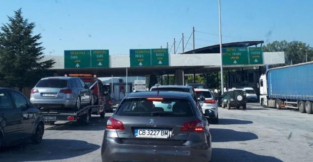 Plovdiv24.bg> Архивна снимкаТрафикът е интензивен от сутринта, съобщи БНТ. Към