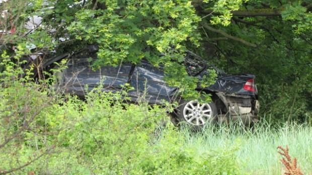 btvТежка катастрофа на пътя Русе - Силистра взе две жертви