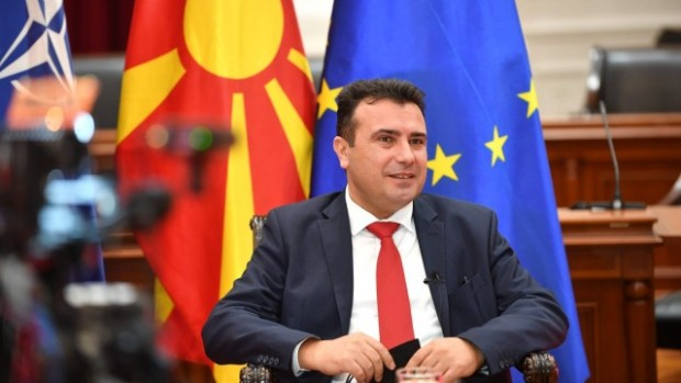 БГНЕСУтре премиерът на Северна Македония пристига на посещение в София.