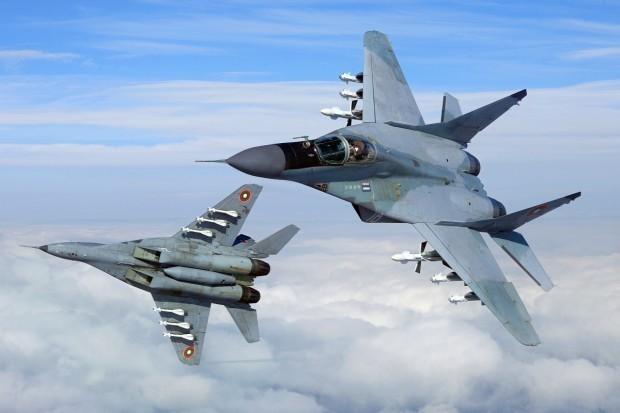 След прекъсване на операцията по издирване на катастрофиралия изтребител МиГ-29