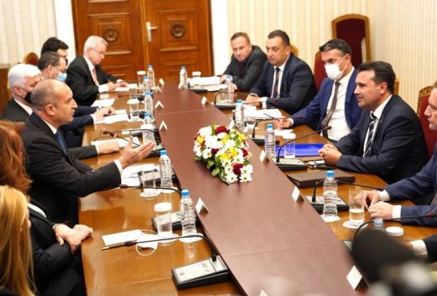 Премиерът на Република Северна Македония Зоран Заев е на посещение
