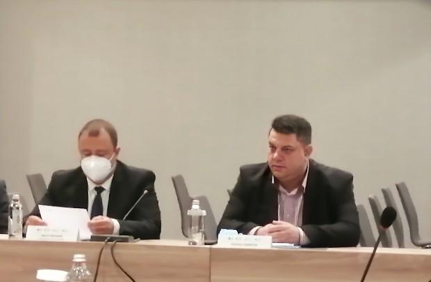 БСП участва в кръгла маса, организирана от Синдикалната федерация на