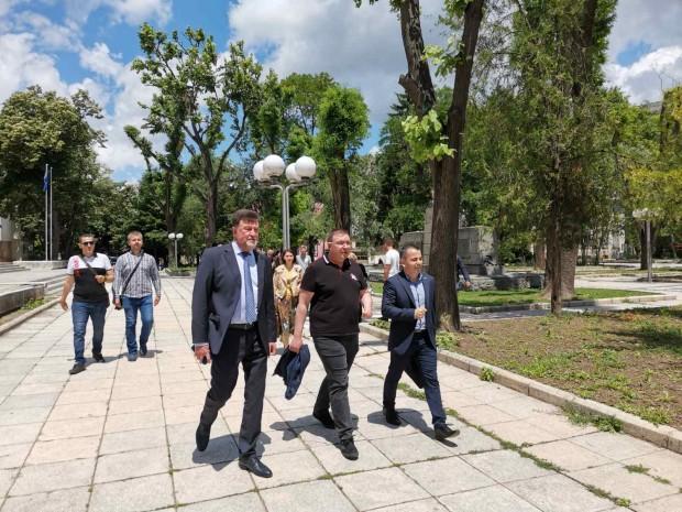 Правителство на ГЕРБ/СДС ще се ангажира с преместване на градската