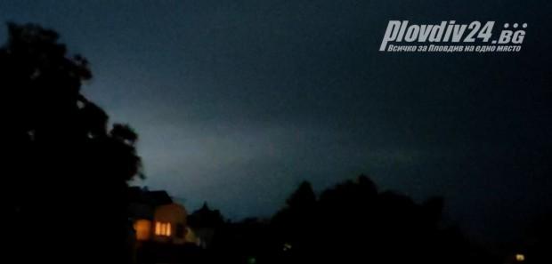 През нощта облачността над по-голямата част от страната ще е