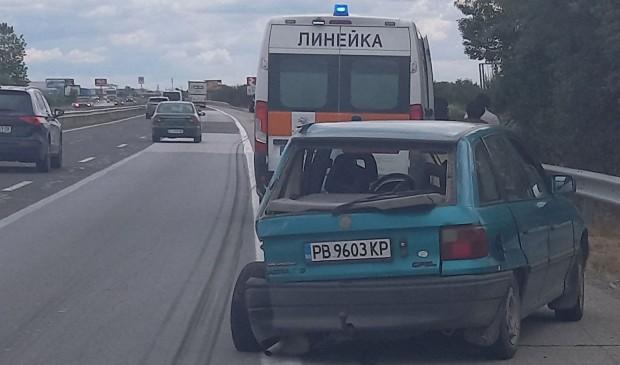 Varna24.bg За нов тежък инцидент на автомагистрала