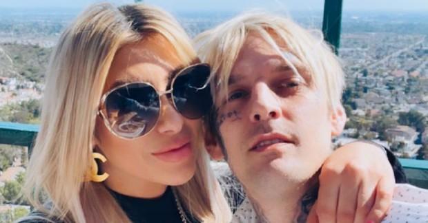 Българската сексбомба Мелани Мартин и американският рапър Аарън Картър са