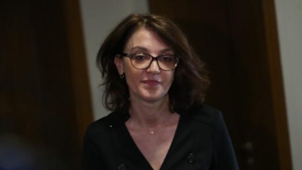 БГНЕС Прокурорската колегия на ВСС избра единодушно Валентина Маджарова за административен