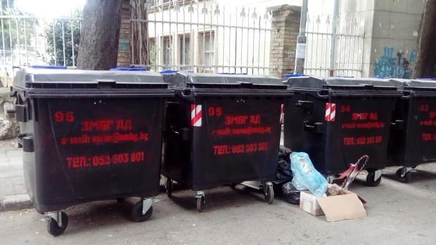 <div Криза със сметоизвозването във Варна няма. Това заяви днес