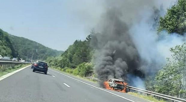 Фейсбук За тежък инцидент на магистрала Тракия научи Plovdiv24.bg. Той е