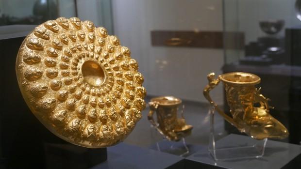 Идеята Панагюрското златно съкровище да бъде изложено в Държавния културен
