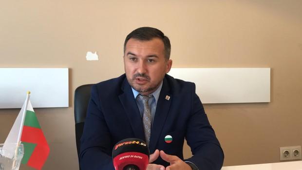 <div Има момент на дискриминация с , коментира за Varna24.bg