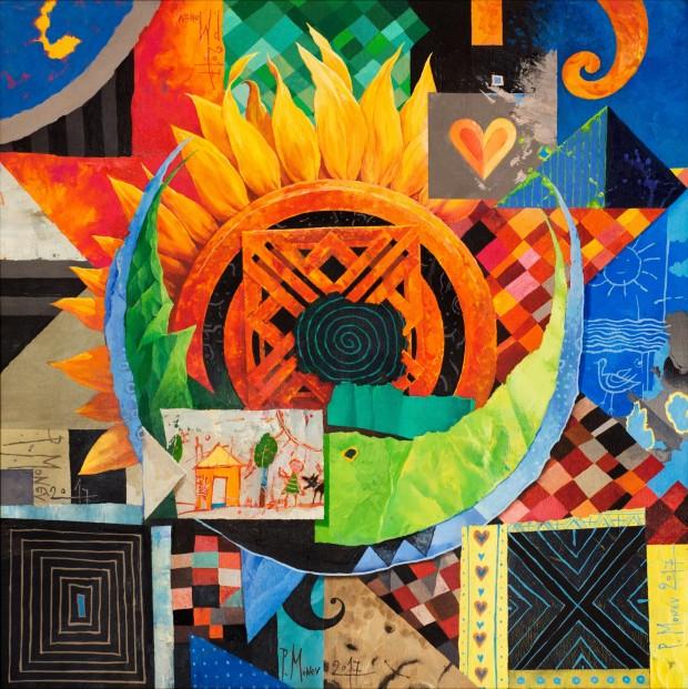 Юбилейната изложба на уважавания варненски художник Пламен Монев, която се