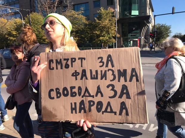 Varna24.bg Мощен протест събра стотици, работещи във варненските ресторанти и хотели