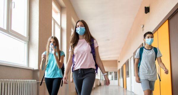 GettyImages След стартиране на учебната година заболеваемостта сред учениците се е