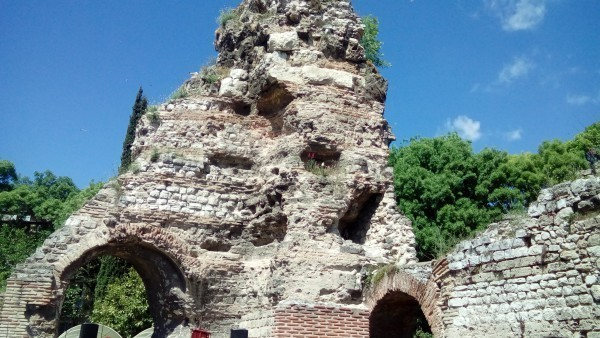 За спешна реставрация на Римските терми във Варна още преди
