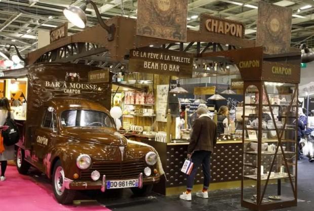 Шоколадовото изложение (Salon du Chocolat) отново събира всички в Париж.