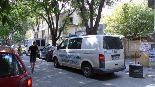 Varna24.bg виж галерията Масово полицейско присъствие стресна варненци, минаващи по ул.