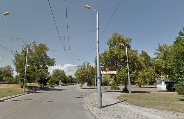 За пореден случай на паднали жици научи ексклузивно Plovdiv24.bg. Мястото