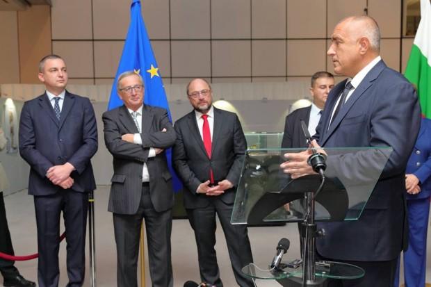 Фейсбук На 3-ти октомври премиерът Бойко Борисов води правителствени делегации от
