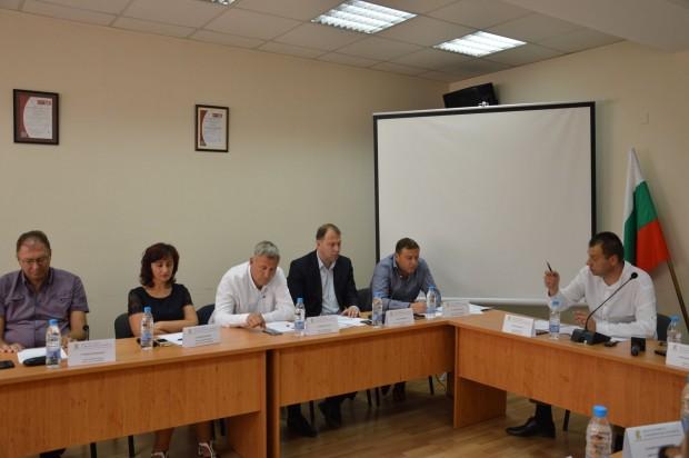 Кметът на община Благоевград д-р Атанас Камбитов взе участие в