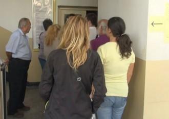 Броят на регистрираните безработни в бюрата по труда от областта