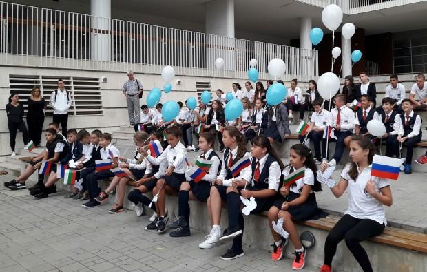 виж галерията В Международния ден на мира - 21 септември, бели