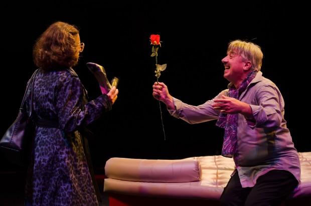 Един от емблематичните актьори на Варненския драматичен театър с над