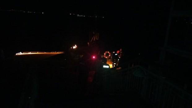 Удавник на бургаския плаж вдигна на крак полиция и пожарна,
