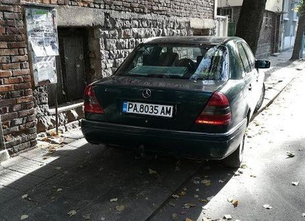 Читател на Plovdiv24.bg изпрати кадър с поредния кандидат за рубриката