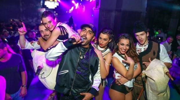 Една от най-ярките звезди на българския хип-хоп 100 Кила ще