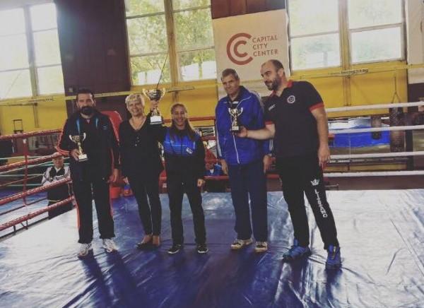 В Пловдив приключи републиканското отборно първенство по бокс за жени