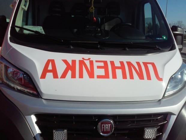 Varna24.bg от пресцентъра на полицията.Инцидентът е регистриран в 8.30 часа.