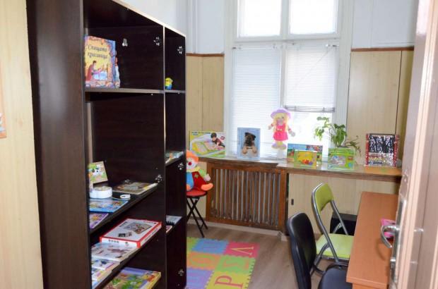 Обновеният и разширен Център за рехабилитация и интеграция за деца