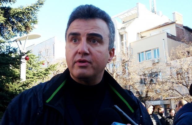 Кандидатът за президент на БФС Ивайло Дражев направи шокиращо разкритие