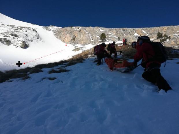 От Планинската спасителна служба публикуваха подробна хронология на нещастния случай
