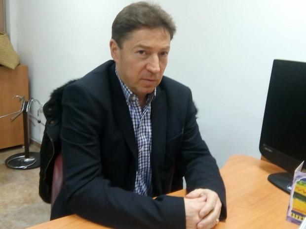 Varna24.bg Иво Бонев, председател на Съюза на хлебарите и сладкарите
