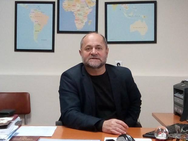 Varna24.bg проф. Стоян Маринов, член на УС на Варненската туристическа