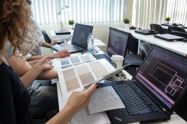 """Дизайнерската академия към лицензиран учебен център """"Нет Ит""""отвори дългоочаквания си"""