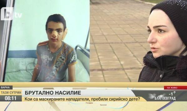 13-годишният Косай, който беше пребит от двама младежи във Варна,